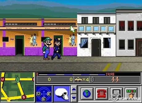 J'ai une image d'un jeu et vous devez trouver [2 posts par jour/par personne] - Page 3 Mario-is-missing-20080807031941892