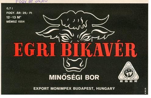 Mađarska Borc_bik
