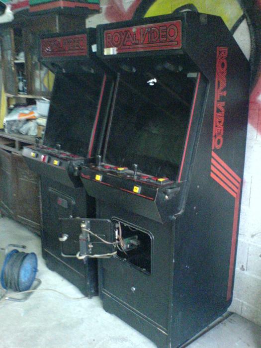 [RCH] Borne Arcade HS Vide chasis en bonne etat  DSC00715