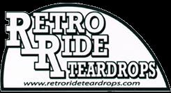Modèles mini-roulottes & teardrops USA Logo
