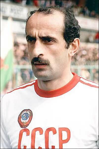 Fútbol soviético David-kipiani