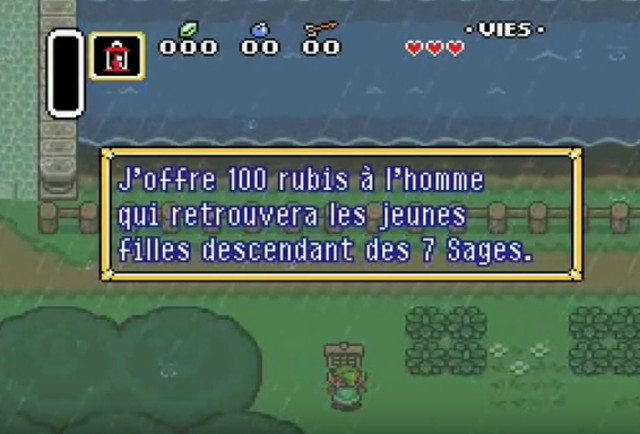 Your Five Most Influential Games (A TOH-Inspired Thread) ALttP-French