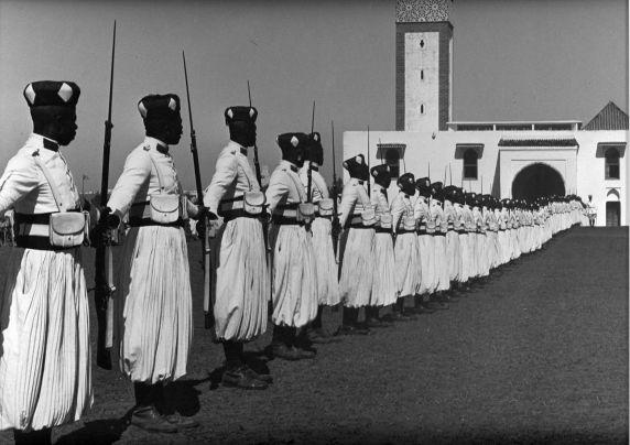 الحرس الملكي المغربي ......Garde royale marocaine 9149.preview