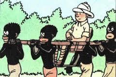 Le racisme serait à nouveau en progression dans notre pays d'intolérance et de préjugés, Malgré la mobilisation de Yannick Noah, Henrico Macias une grande partie de la Jetset et évidemment, comme les scouts toujours prêt, de l'inénarrable BHL. Tintin