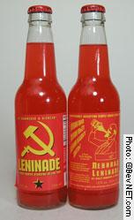 Το Café του sok... Café le sok... Leninade-bottles