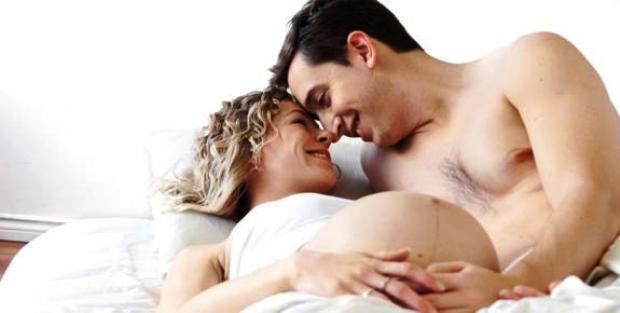 Todo sobre el sexo durante el embarazo Sexo-durante-el-embarazo-1
