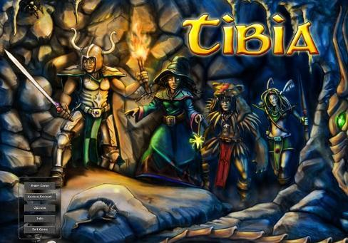 World of Tibia Tibia-game-rol