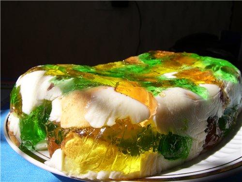 Десерты без выпечки - Страница 3 016d20bb391d