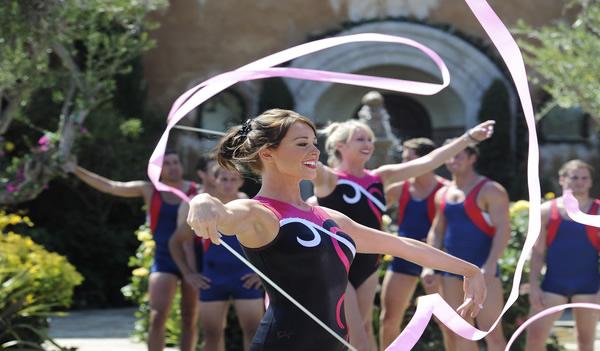 """de la GR dans """"Bachelor Pad"""", 30 juillet 2012 Show1"""