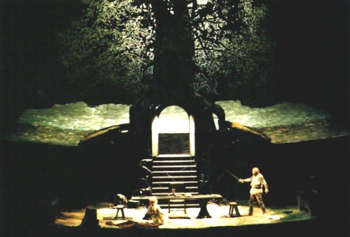 Wagner - Ring Barenboïm/Kupfer DVD Hall4a