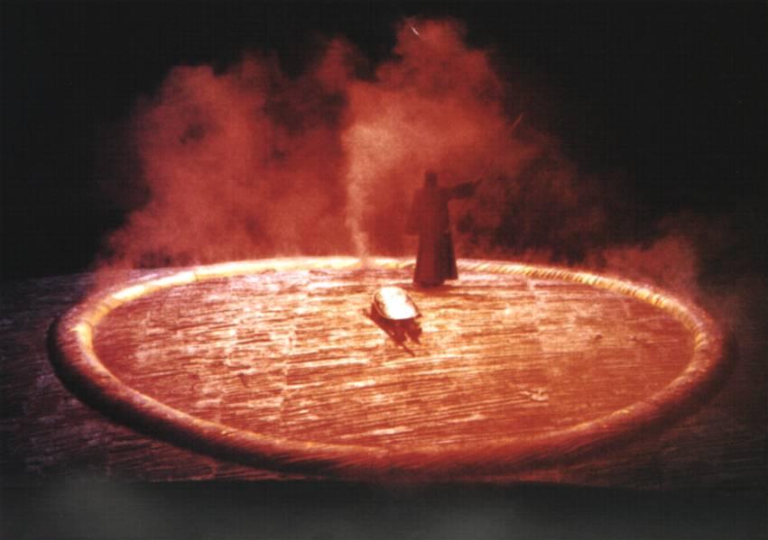 Wagner - Ring Barenboïm/Kupfer DVD Hallpicsw3