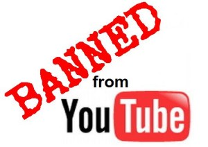 BPEarthWatch Banned By Youtube  Banned-by-Youtube-300x212
