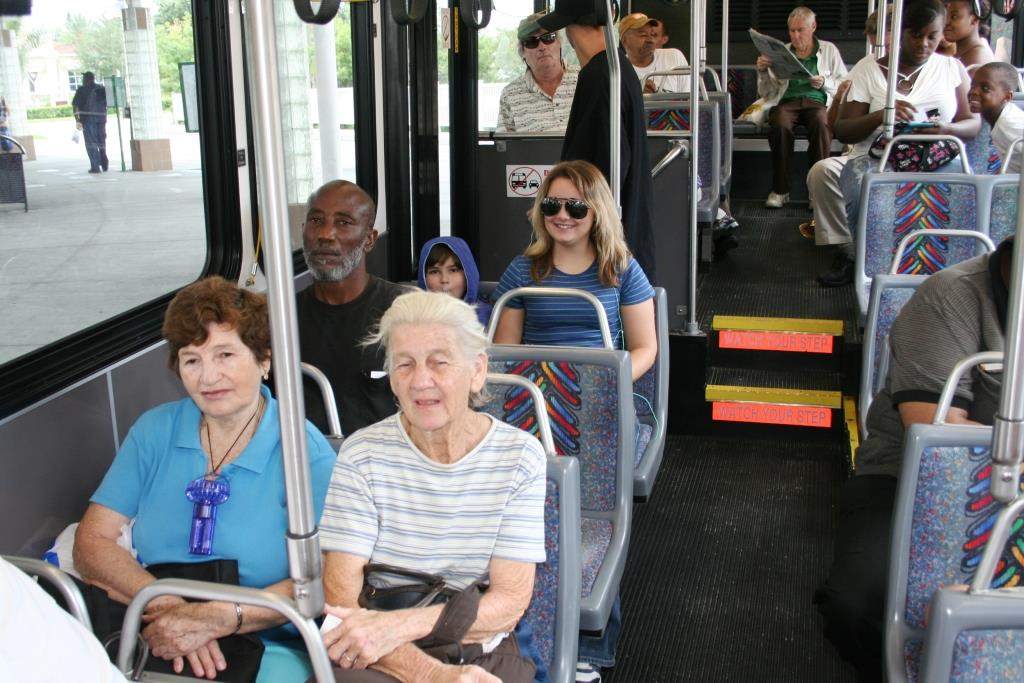 Study Suggests Riding Public Transport Makes You Less Prejudiced People-on-the-bus