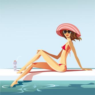 <<<<< *Solsticio de Verano* >>>>> - Página 2 Mujeres-en-verano