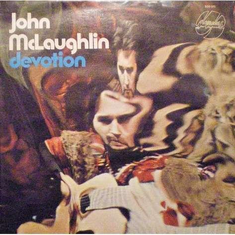 John McLaughlin : Devotion (1970) 114164054