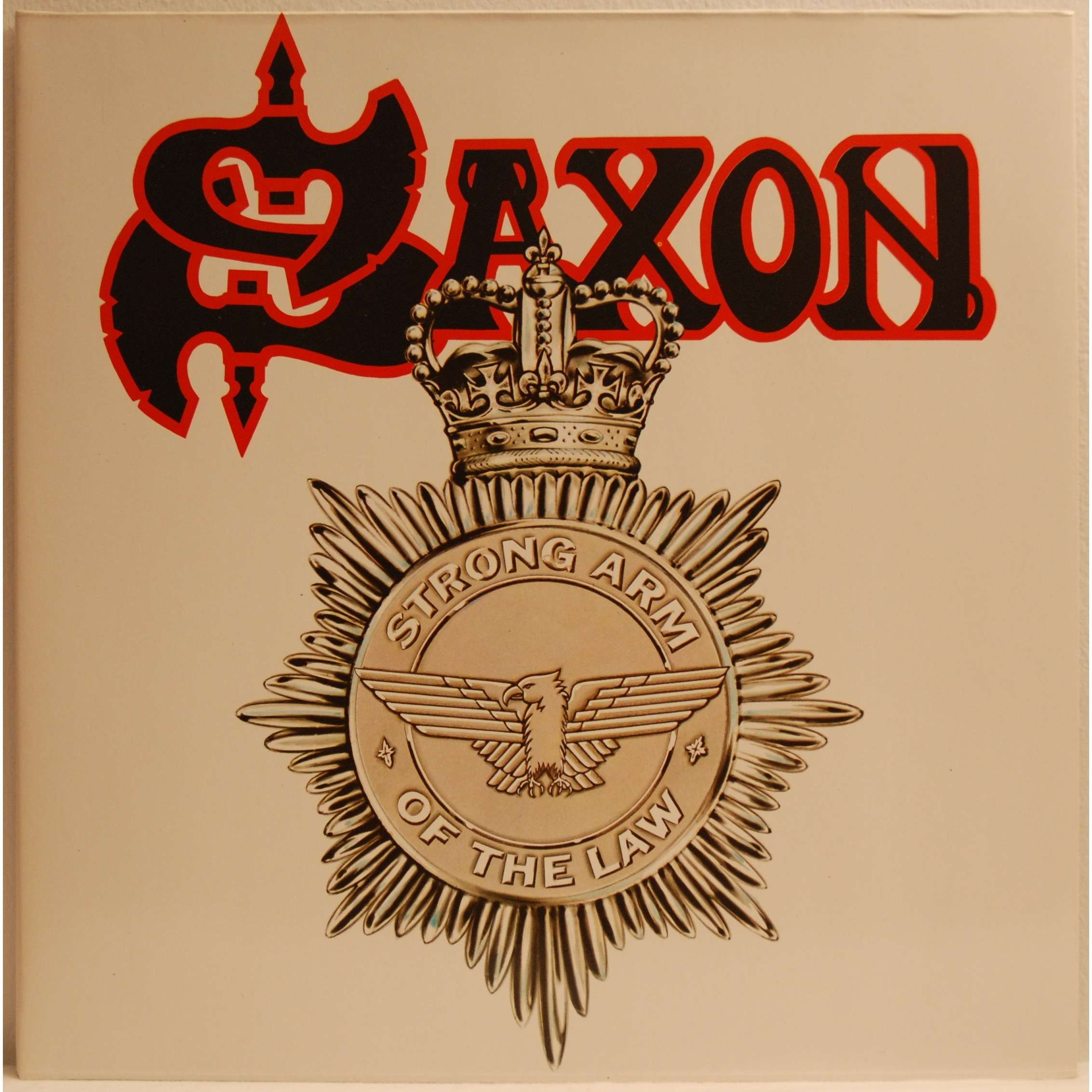 SAXON - Strong Arm Of The Law (1980)-[HEAVY METAL] 2933621293