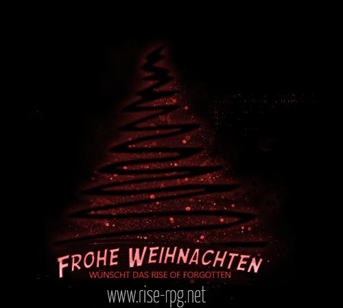 Grüße - Frohes Fest Weihnachten_2014