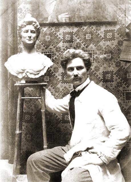 Srpsko vajarstvo Djordje_Jovanovic_(1861-1953)