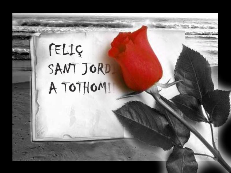 ¡¡Feliz Sant Jordi 2014!! Sant-jordi