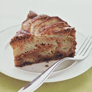 Spiced Apple Cake Img82l