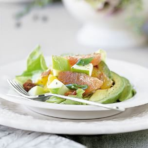 Apple-Citrus Salad with Avocado and Bacon Img32l