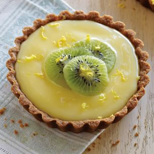 Lemon Curd Tartlets Img100l