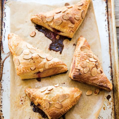 Almond-Cherry Turnovers Img19l