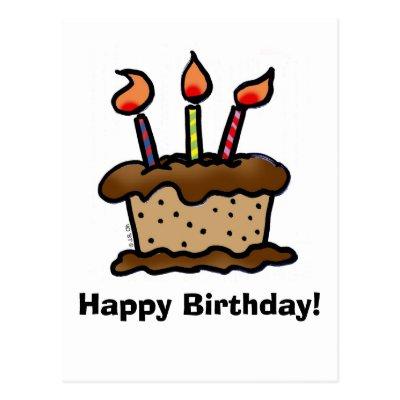 TANTI AUGURISSIMI - Pagina 2 Birthday_cake_postcard-p239818291454062249trdg_400