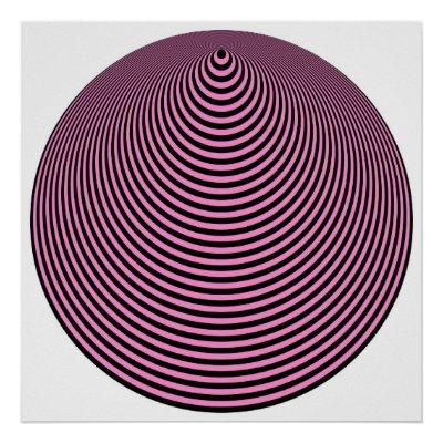 Opticke iluzije - Page 3 Op_art_concentric_circles_light_purple_over_black_poster-p228672873259235686qzz0_400