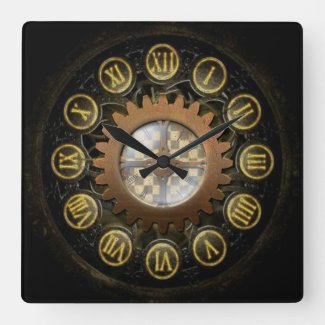 Time Chasers Clocks