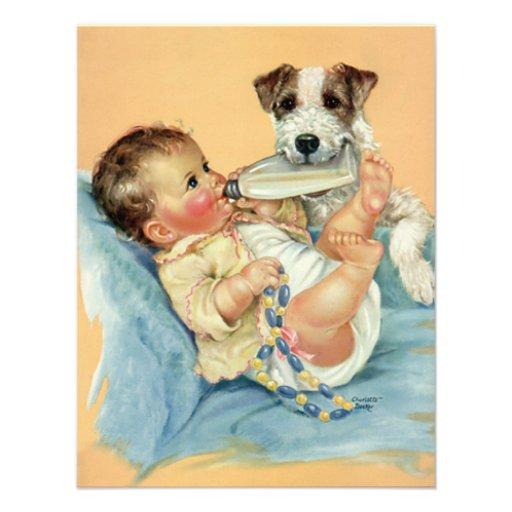 Adorables caritas de niños. - Página 3 Bebe_lindo_del_vintage_con_el_perro_de_la_botella_invitacion-rd360ad85f3524ef5a8bbd51d0c8196e9_imtqg_8byvr_512