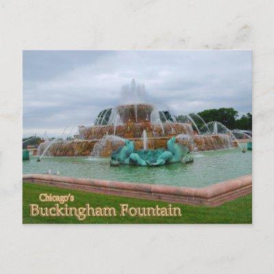 Naranjas Fuente_chicago_de_buckingham_tarjeta_postal-p239728809970623812envli_400
