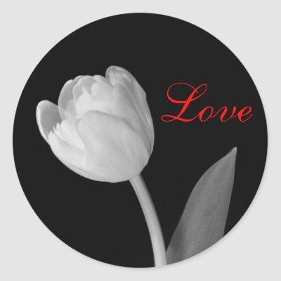 interprétations des cartes dans le jeu de 32 cartes Tulipe_noire_et_blanche_amour_autocollant-p217056051996667345z85xz_400