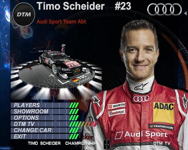 DTM THE GAME by RMGS-TEAM will be released 20.10.2013 Dtm_the_game_by_rmgs_team_timo_scheider