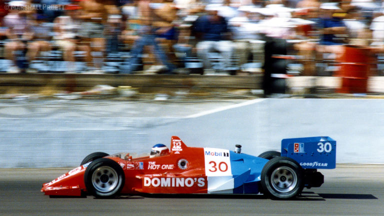 1988 CART PPG Indy Car World Series - History Gallery-1445006437-tbt-phoenix-indycar-1988-raul-boesel