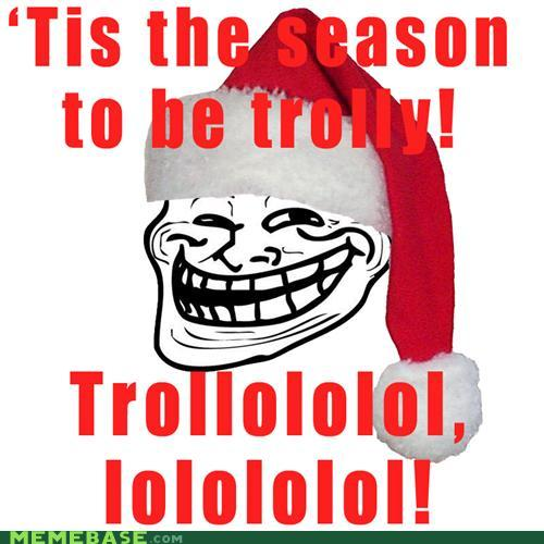 Demande d'info sur Winchester 190 - Page 2 Memes-tis-the-season-to-be-trolly