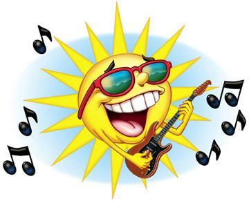 Illustration Pour Aider La Recherche - Page 2 Smileys-musique-soleil-big1-1