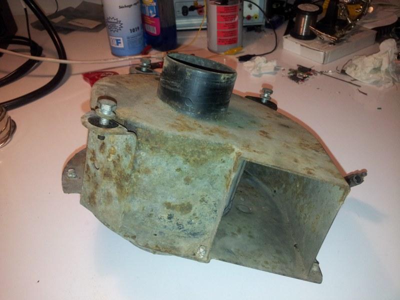 Vibrations ventilateur de refroidissement turbo Ventilateur2