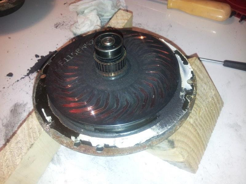 Vibrations ventilateur de refroidissement turbo Ventilateur7