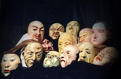 Masques par Claude Roche Tous%20masques