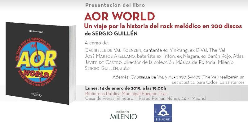 Literatura rock - Página 28 AOR-Madrid