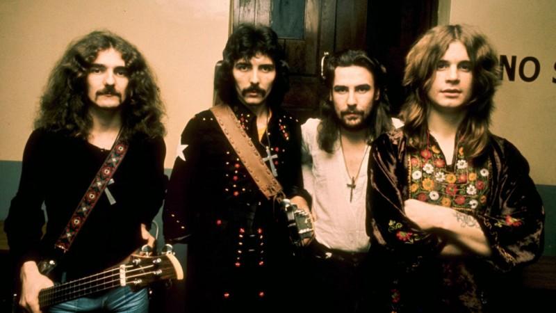"""Οι λόγοι που το """"Paranoid"""" των Black Sabbath είναι η πεμπτουσία της Heavy Metal Black-sabbath"""