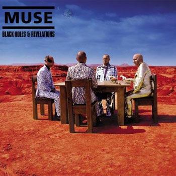 les pochettes d'albums ! Muse
