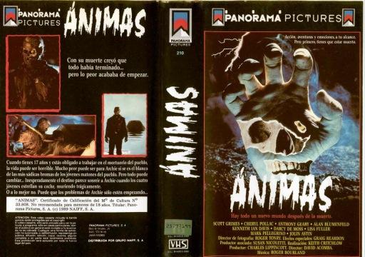 BUSCO ESTA PELICULA Animas_spanish-cdcovers_cc-front