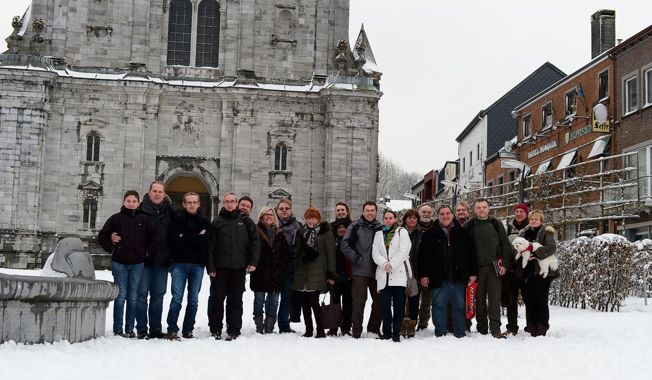 Sortie anniversaire à Saint-Hubert le 14 janvier : Les photos d'ambiances D4S_4408