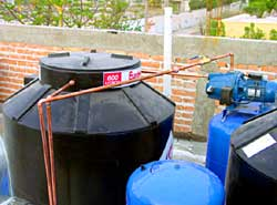 Water pressure. Plumbing--roof-2