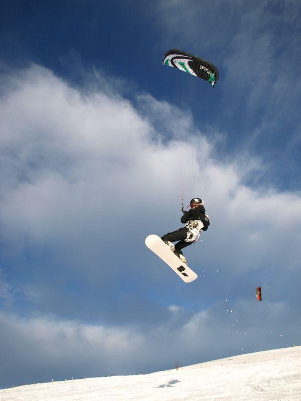 Flysurfer PSycho4 12m (snowkite) PB303990