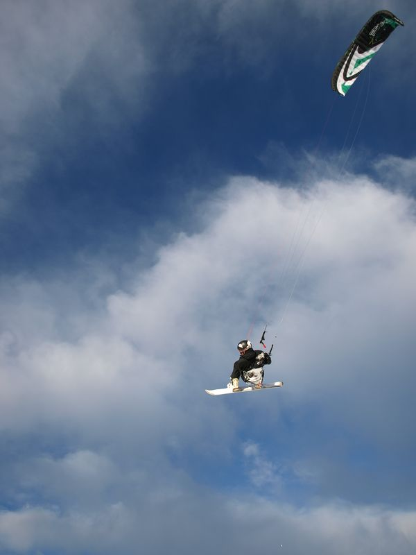 Flysurfer PSycho4 12m (snowkite) PB303992