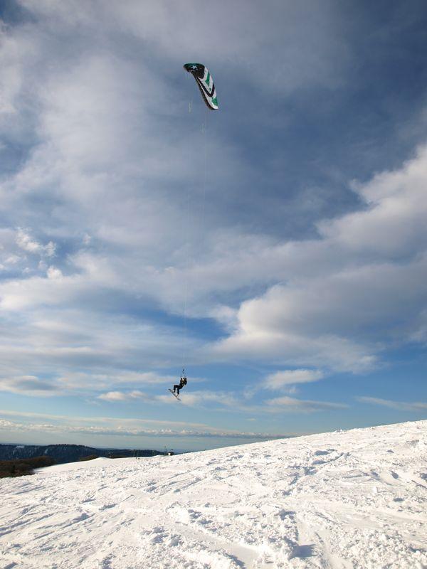 Flysurfer PSycho4 12m (snowkite) PB304000