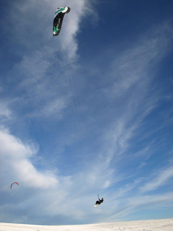 Flysurfer PSycho4 12m (snowkite) PB304008